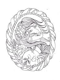 Frame tattoo design 2 by Nevermore Ink on DeviantArt