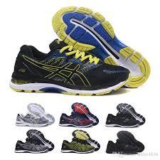 2019 2019 Asics Gel Nimbus 20 Men Running Shoes Black Grey Blue Original Cheap Jogging Sneakers Designer Sports Shoes Size 40 45 From Strive1616