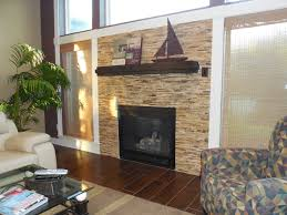 jacksonville fireplace remodel job after picture
