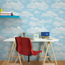 Wallpapered office home design Masculine Create The Perfect Home Office Graham Brown How To Wallpaper Wallpaper Guide Interior Decorating Tips