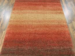 entranching burnt orange rug in rugs cievi home