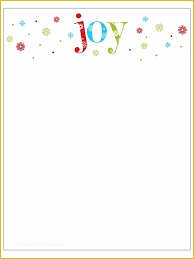 Free Christmas Newsletter Templates For Word Of 22 Christmas