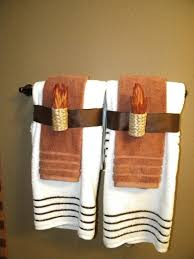 Bathroom Towel Designs Embellished Bath Towels Bathroom Ideas Amp - Bathroom towel design