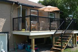exterior handrails for concrete steps. stairs, interesting outdoor stair rail handrails for concrete steps black with brown floor exterior