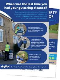 Commercial Cleaning Flyers A5 Quality Professional Leaflets