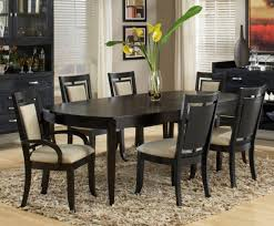 Dark Dining Room Set Decorating Dining Room Table Inspirations For Home Design Idea
