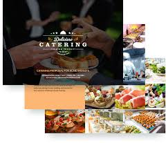 Catering Proposal Template Free - Picture Ideas References