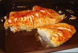 baked chilean sea b recipe