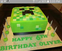 Creeper Cake Design Pin By Terri Rodriguez On Cakes Minecraft Birthday Cake