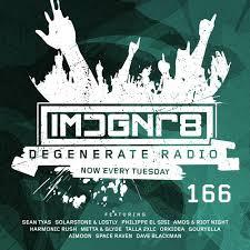 Degenerate Radio 166 by Sean Tyas