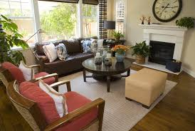 burgundy furniture decorating ideas. contemporary burgundy this living room features a variety of color including red cushion  armchairs brown leather intended burgundy furniture decorating ideas