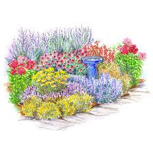 Small Picture Plain Perennial Garden Ideas Zone 4 Exquisite Flower Gardening