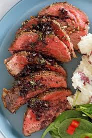 A perfect celebratory main course or regular family dinner dish that is roasted to perfection! Roasted Beef Tenderloin Recipe Girl