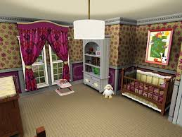 Sims Bedroom Mod The Sims 4 Bed Bungalow