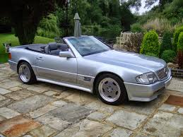 This model supports tuning in transfeder and other tuning houses. Mercedes Benz R129 Sl500 6 0 Amg Benztuning