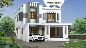 flat roof 5bhk indian home design ideas
