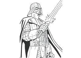 Darth Vader Coloring Page Star Wars Coloring Page Darth Vader