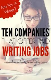 ways to get paid to write career writing inspiration and are you a writer check out 10 sites that offer paid writing jobs