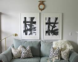 diy furniture west elm knock. Diy Knock Off West Elm Abstract Art \u2013 Shannon Claire With Most Popular Furniture K