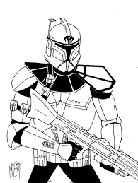 Small Picture Clone Trooper Coloring Pages For itgodme