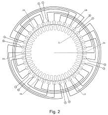 Wiring diagram three motor large size patent us7218021 induction motor with integrated sensor drawing pressor motor