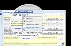 Orbit Intelligence Advanced Citation Search