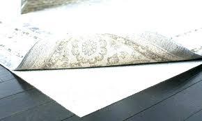 round non slip rug pad round rug pads round rug pad 8 medium size of 5 round non slip rug pad