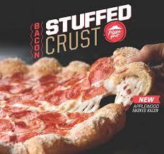 pizza hut pepperoni stuffed crust. Simple Stuffed Youu0027re Bacon Me Crazy And Pizza Hut Pepperoni Stuffed Crust