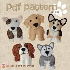 Dog Sewing Patterns