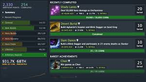 welcome to the era of achievements dotabuff dota 2 stats