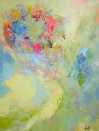 rebecca klementovich abstract artist usha