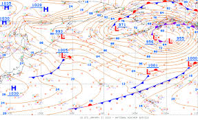 Can You Read A Weather Map Map Symbols Science Symbols