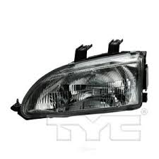 Details About Headlight Left Tyc 20 1691 00