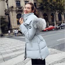 2019 new winter women clothes 2016 fashion women winter coats long down thicken slim cotton down padded jacket coat hooded fur collar down parkas from