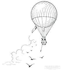 Coloring Balloons Coloring Balloons Balloon Coloring Pages