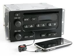 chevy tracker metro 2001 2004 radio am fm cd player w aux 3 5mm chevy tracker metro 2001 2004 radio am fm cd player w aux 3 5mm input 30024333 1 factory radio