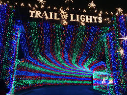 Trail Of Lights Navigating The 2015 Trail Of Lights Free Fun In Austin