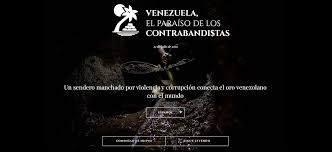 """Correo del Caroní on Twitter: """"Venezuela, el paraíso de los contrabandistas  revela cómo grupos armados y militares se benefician del contrabando de  oro, mientras el metal cruza fronteras y llega a grandes"""