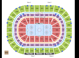 Pink United Center Seating Chart United Center Seating Chart Chicago