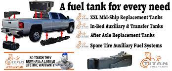 Titan Fuel Tanks - West Texas Accessory Depot