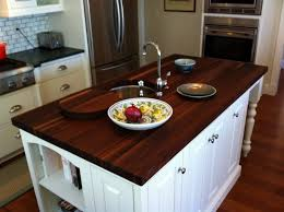 photo 1 of 12 wood countertops cost vs granite reclaimed kitchen project ideas latest flooring barn fence cly design stylish