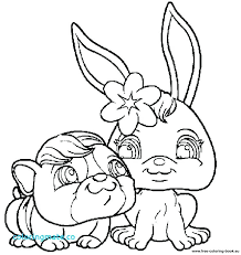 Coloriages Doggie Pages A Littlest Pet Shop Coloring Pages Awesome