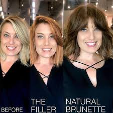Hair Color Filler Chart Tintbacks Filling Hair From Blonde To Brown Why You Cant