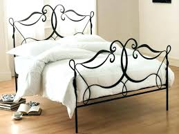 wrought iron bed frame full.  Bed Full Size Of Black Iron Bed Frame Queen King Beds The Benefits Wrought Metal   Intended Wrought Iron Bed Frame Full