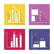 Foundation Matrix Chart Business Bar Chart Of Swot Analysis Matrix A Structured Planning