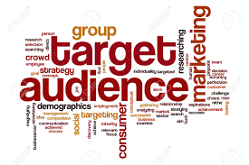 Image result for Images for the word Target Audience
