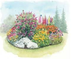 Small Picture 22 best Flower Garden Plans images on Pinterest Flower gardening
