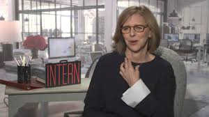 Nancy Meyers The Intern Director Nancy Meyers Official Movie Interview Youtube