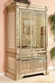 borghese mirrored furniture. Borghese Mirrored Armoire Furniture R