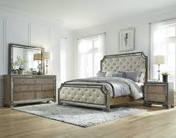 and-silver-bedroom-furniture-on-mirrored-headboard-bedroom